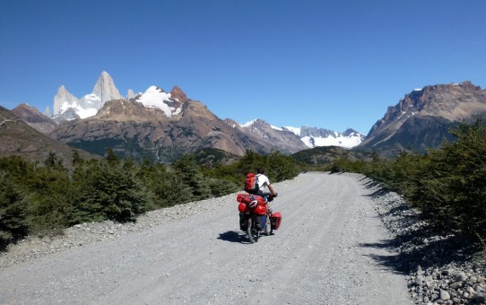 El Chaltén nach Villa O' Higgins - Video