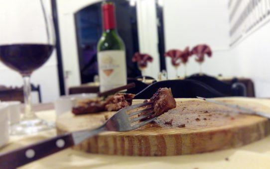 Das letzte Steak